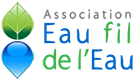 logo association Eau Fil de l'Eau